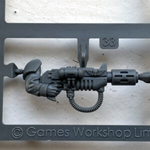 Melta Gun - Cadian Upgrade